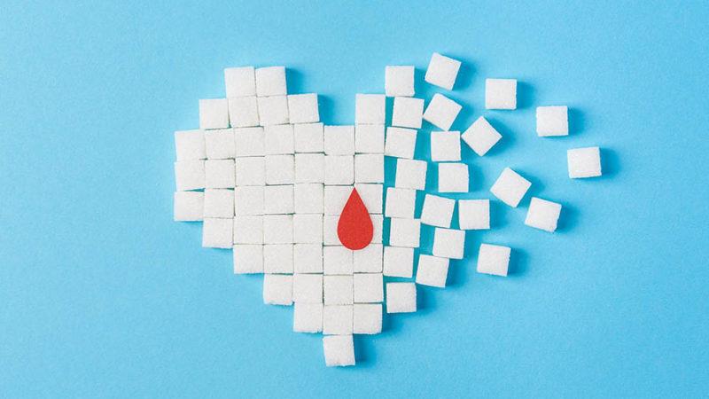 Qandli diabet kasalligi haqida illyustratsiya